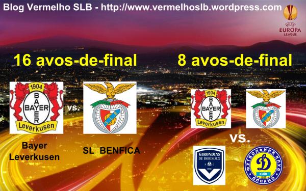 Uefa Europa league 16-8 de final